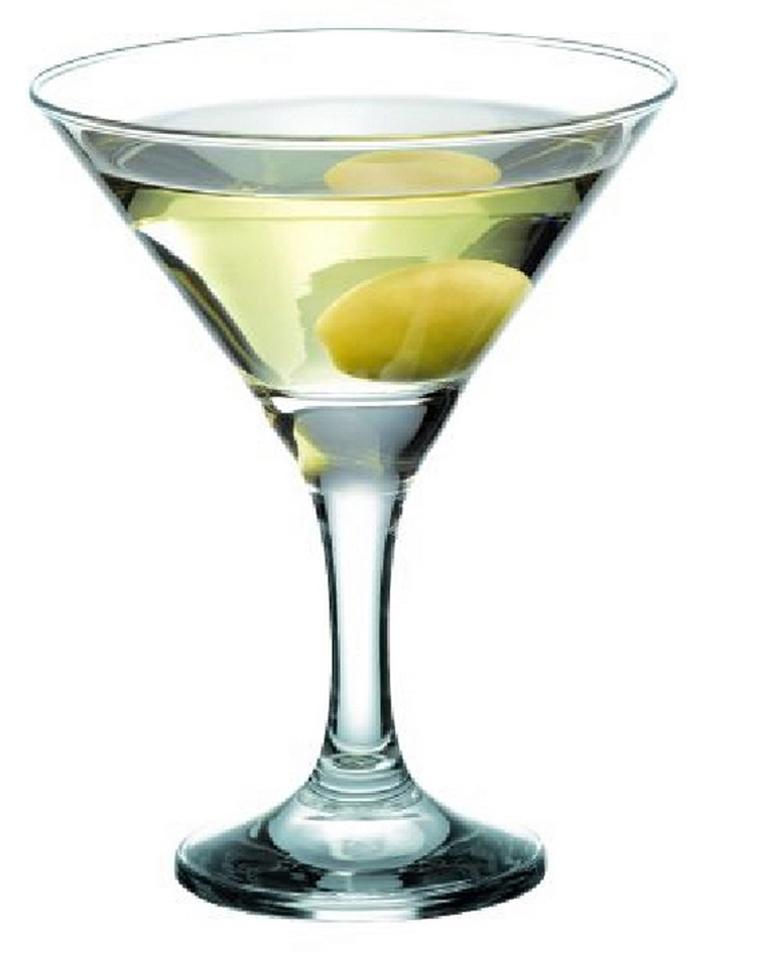 Coupe Cocktail avec Logo