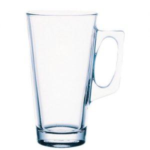 Logo sur mug en verre