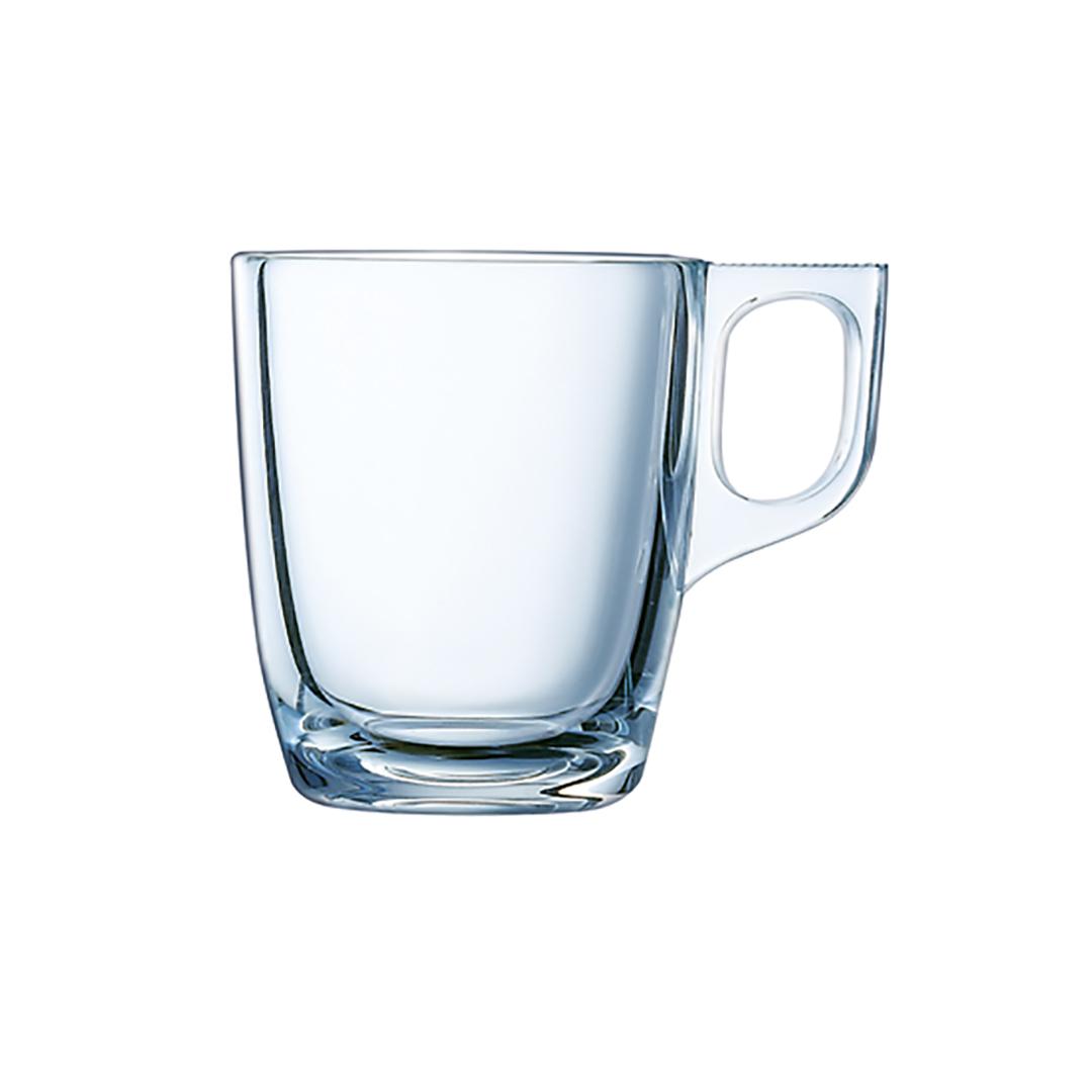 Tasse Chr Transparente