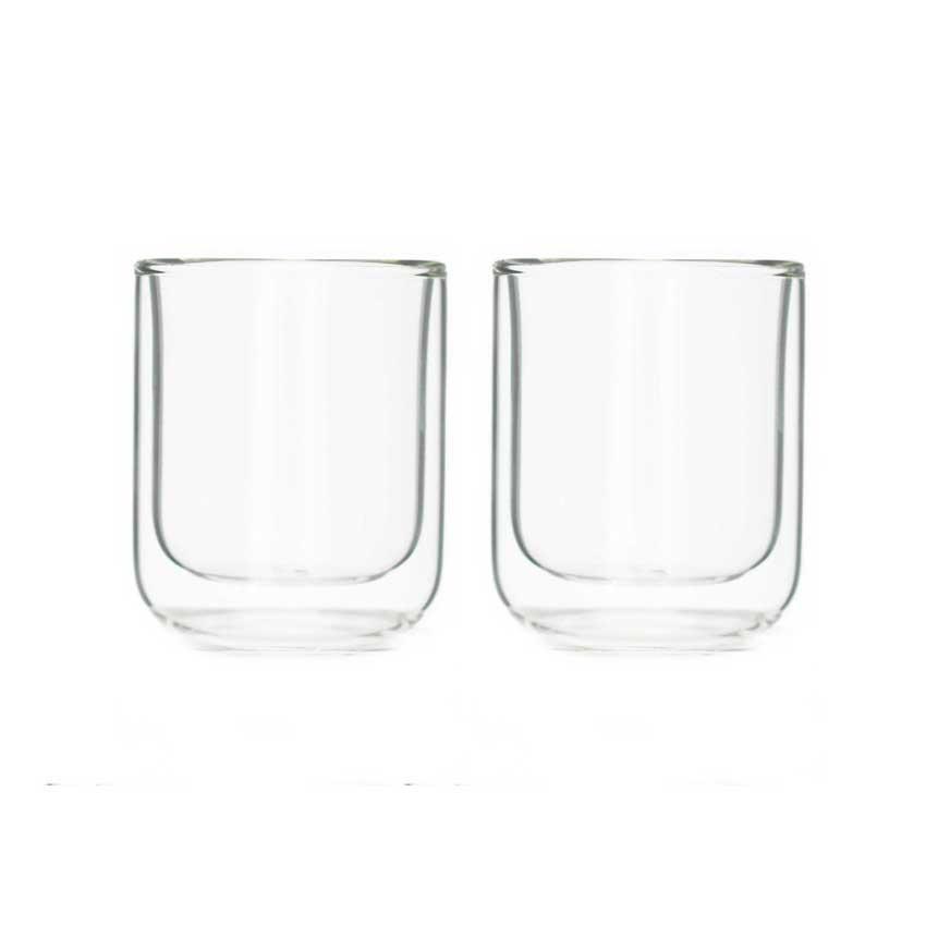 Tasse Transparente Double Paroi