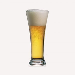 VERRE A BIERE BISTROT PERSONNALISE