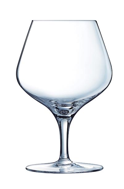 Verre A Cognac Gravé